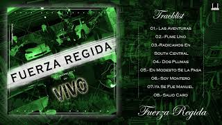 Cd Corridos En Vivo Vol .1 - Fuerza Regida (2018)