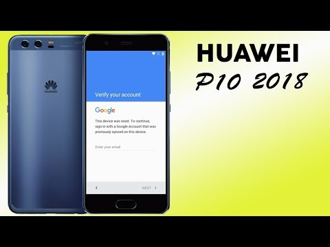 Bypass Frp Huawei P10 Android 7 Skip Google Account lock