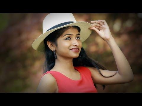 PRIYANTHY Half Saree Ceremony Outdoor Song