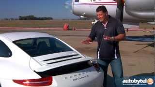 2012 Porsche 911 Carrera S Test Drive & Sports Car Video Review