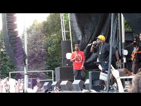 """Ghetto Musick"" & ""B.O.B"" Big Boi Live HD @ Pitchfork Fest 07-18-10"