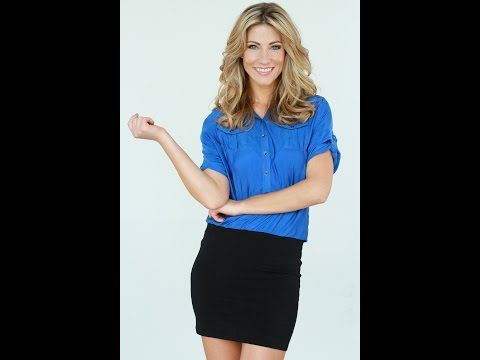 Nicole Marcellino - Television Host & News Anchor Demo Reel (March 2015)