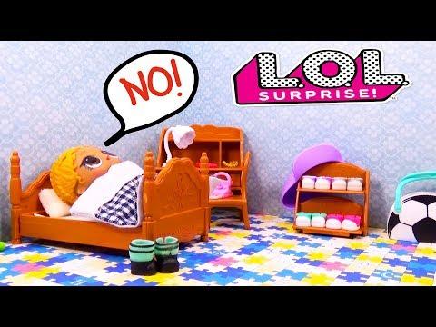 Куклы ЛОЛ Сюрприз СБОРНИК #6 мультики LOL Surprise Dolls
