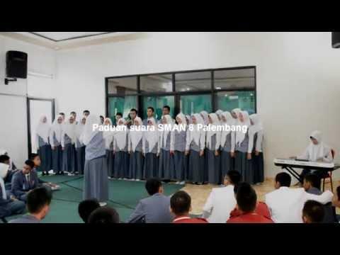 Cuk Mak Ilang - Paduan Suara SMAN 6 Palembang
