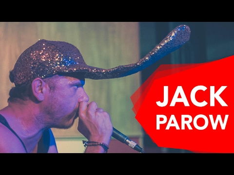 Jack Parow Raw and Uncut interview