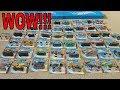 We Open 50 Hot Wheels Toy Cars!!! SO MANY!!!