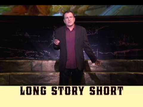 Colin Quinn Long Story Short Sizzle Reel