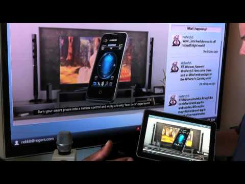 Television Goes Interactive With Samsung's Smart TVs