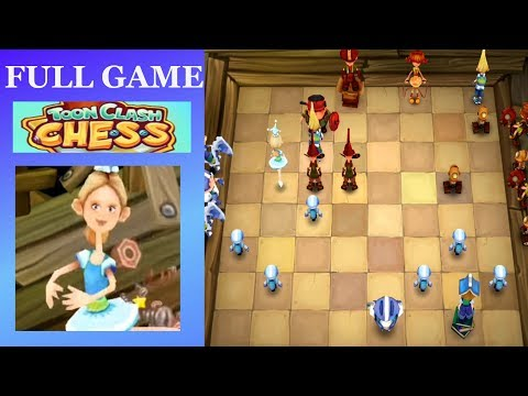 Toon Clash Chess (Android, 2016)