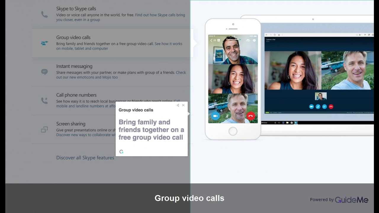 5 powerful Skype features @skype