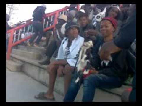 Bosso (Highlanders) Tshilamoya