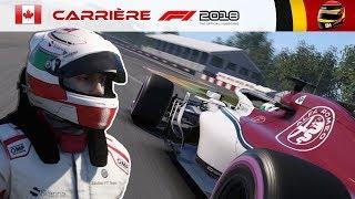 F1 2018 - Carrière #07 :  LES ROUGES CRAQUENT ! [RoleplayTV]