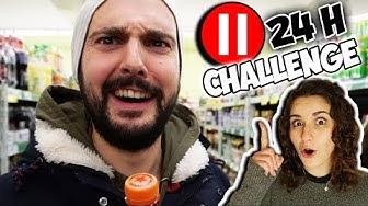 24 STUNDEN PAUSE CHALLENGE!