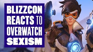 Blizzcon reacts to Overwatch's sexism problem