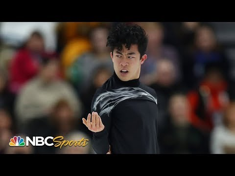 US Figure Skating Championship 2019: Nathan Chen's gold medal free skate routine | NBC Sports