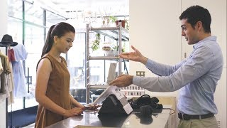 This touch terminal incorporates a suite of point-of-sale technologies into modern form, help you improve operating efficiency and adopt your customer enga...