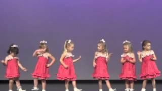 Amandas Animal Crackers dance 2012 YouTube Videos