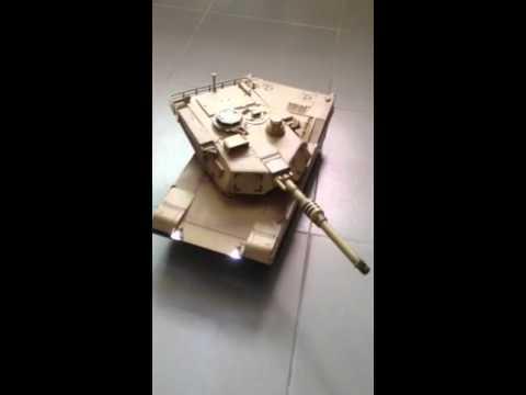 M1A2 Abrams 1:24