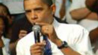 Barack Obama 08 - A Change Is Gonna Come (Charlotte rally)