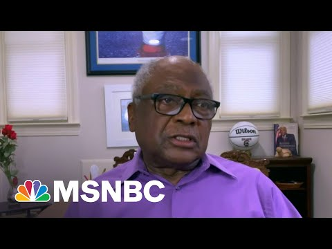 Rep. Clyburn: Senate Needs To Take A 'Look' At SCOTUS Voting Decision