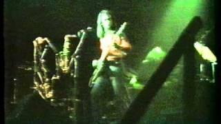 "Big wheels in shanty town - Mick Karn ""Bestial Cluster Tour"" Teatro Albatros, Genova 15/02/1994"