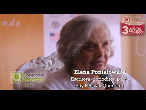 ELENA PONIATOWSKA SOBRE EL INFORME DE PEÑA