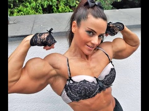 Guluzar Tufenk Female bodybuilding