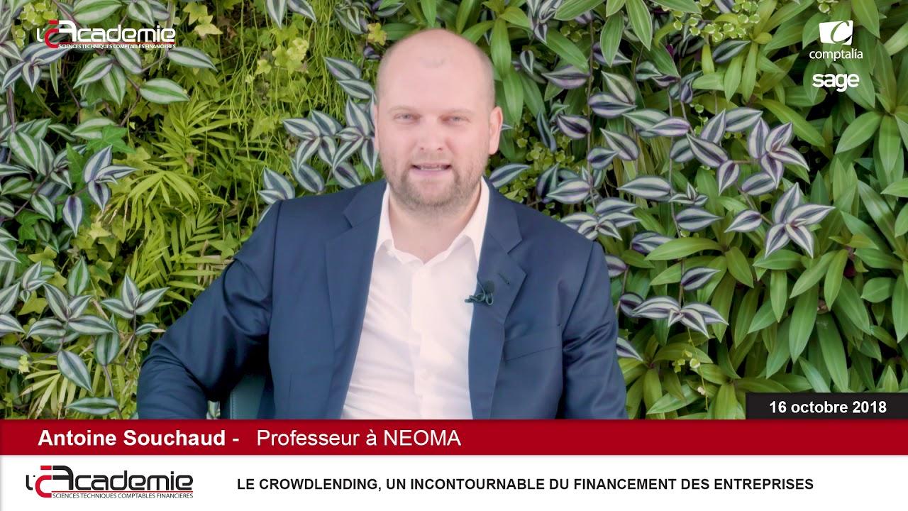 Entretiens de l'Académie : Antoine Souchaud
