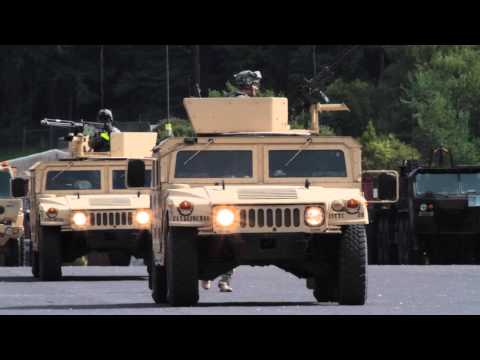 7th Army JMTC Saber Junction 2014 U.S. Army and Czech Republic Army Training Exercise