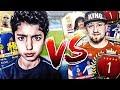 FIFA 17 - J'AFFRONTE LE TOP 1 DE FUT CHAMPIONS ! RG28 VS TWIKII