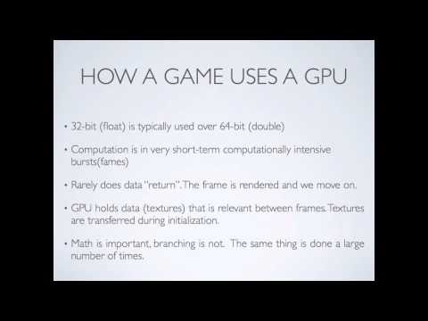 GPU Programming in Java Using OpenCL, Part 1