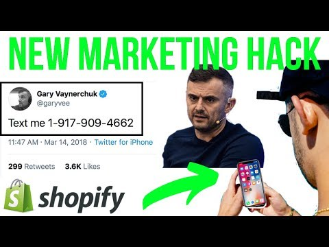 New Easy Shopify Marketing Hack Makes Millions! thumbnail