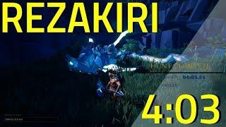 Dauntless Rezakiri Axe Solo   4:03   (After Axe Rebalance)