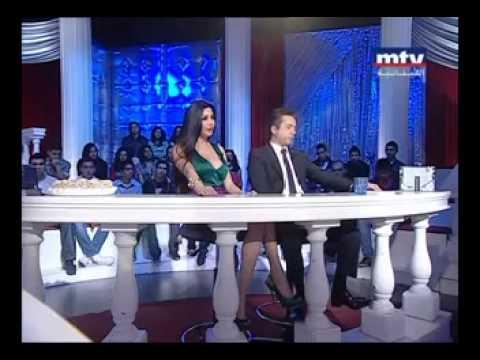 لاميتا فرنجية في برنامج حديث البلد 28042011