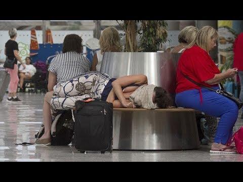 THOMAS COOK-PLEITE: Schockwellen treffen Urlauber und Reisebranche hart