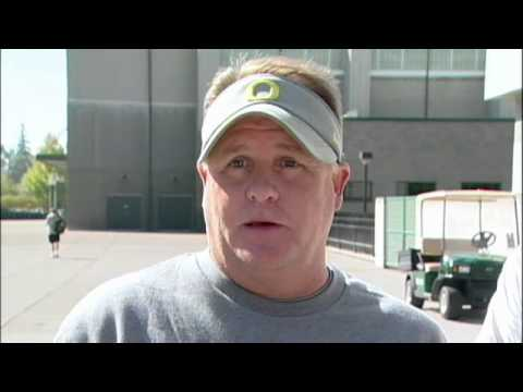 Chip Kelly Post-Practice (9/27/12)