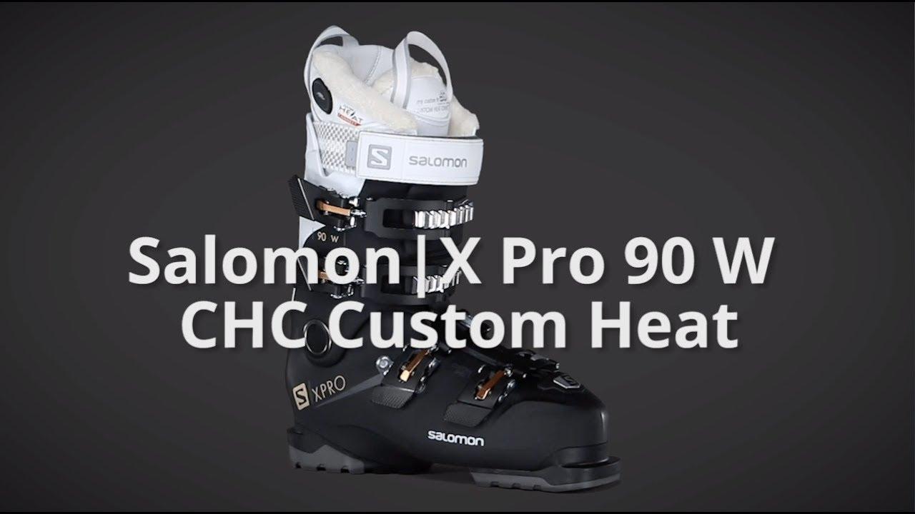 Salomon X Pro 90W Custom Heat Connect | America's Best
