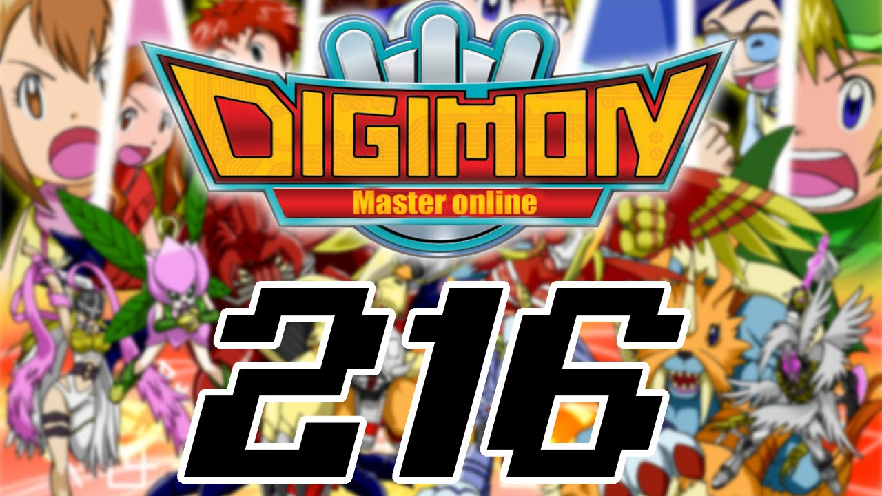 Digimon Online Stream