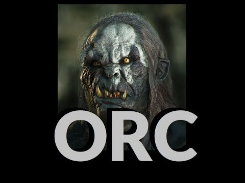 Dungeons and Dragons Lore: Orc