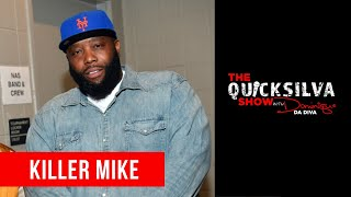 Killer Mike Gets Candid About The State of The US, Kanye's Presidency, Previous Presidents + More