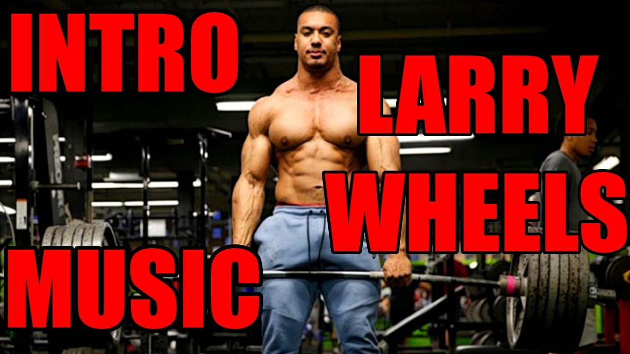 LARRY WHEELS | INTRO MUSIC | HEAVY METAL DRUMS | GYM MUSIC WORKOUT