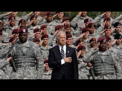 América is back : nova Guerra Fria já é declarada por Biden-Café com Defesa Especial !