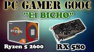 pc gamer de 400 USD 2019