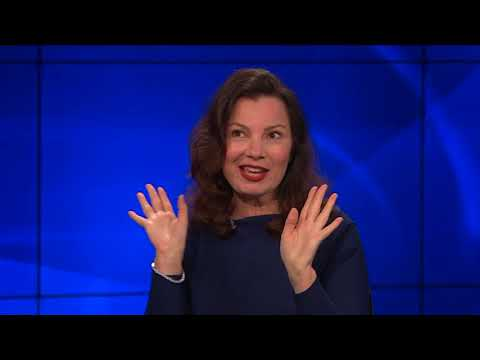 Fran Drescher on Working with Adam Sandler in New Animated Film