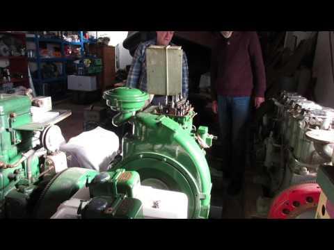 1961 Lister HA2 Engine - Pre-purchase demonstration.