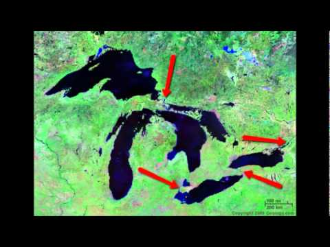 Geological Isostatic Adjustment and The Great Lakes Region