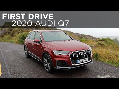 2020 Audi Q7 | First Drive | Driving.ca