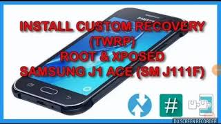 Download - How to Root Galaxy J1 Ace J111F SuperSu Root SM-J111F