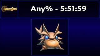 Golden Sun: The Lost Age - Any% Speedrun - 5:51:59