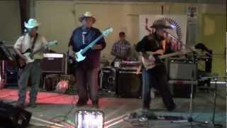 LATIGO playing at Nakai Hall WR, AZ.